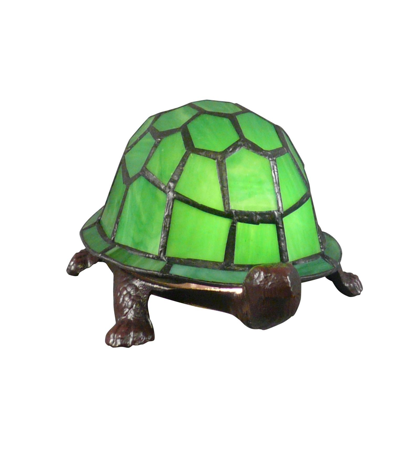 Lampe tiffany tortue - Lampe chauffante tortue ...
