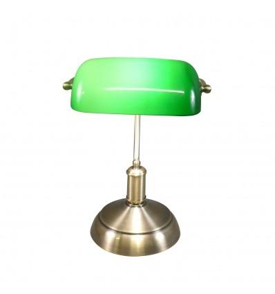 Lámpara de banquero Tiffany