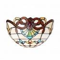 Lámpara de pared Tiffany - Serie Paris