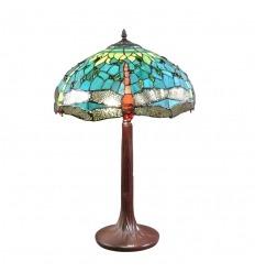 Lámpara Montpellier Tiffany