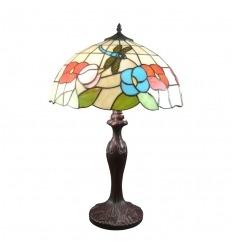 Stor dejlig Tiffany lampe
