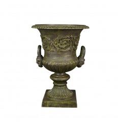 Medici Vase mit zwei Griffen