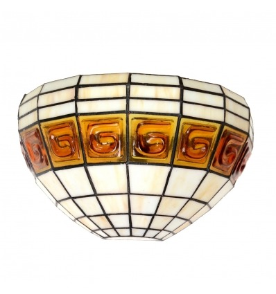 Tiffany wall lamp of art and decoration - Art deco lighting -