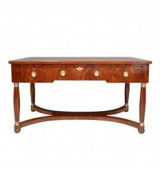 Empire mahogany Bureau
