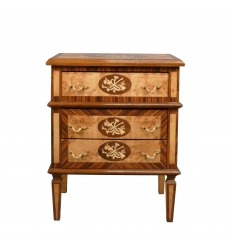Petite commode style Charles X