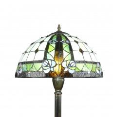 Staande lamp Tiffany stijl 1900