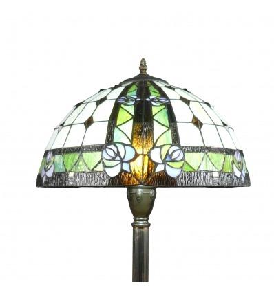 Лампа в стиле Тиффани 1900 - Напольные светильники Тиффани -