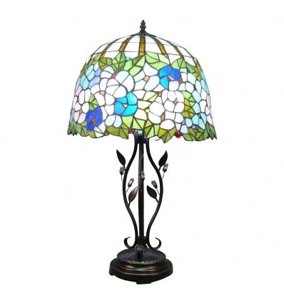 Tiffany lamp Wisteria type