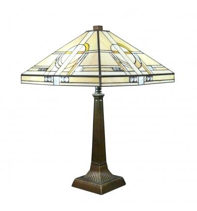 Lampada Tiffany art deco - Apparecchi di illuminazione di arte e decorazione