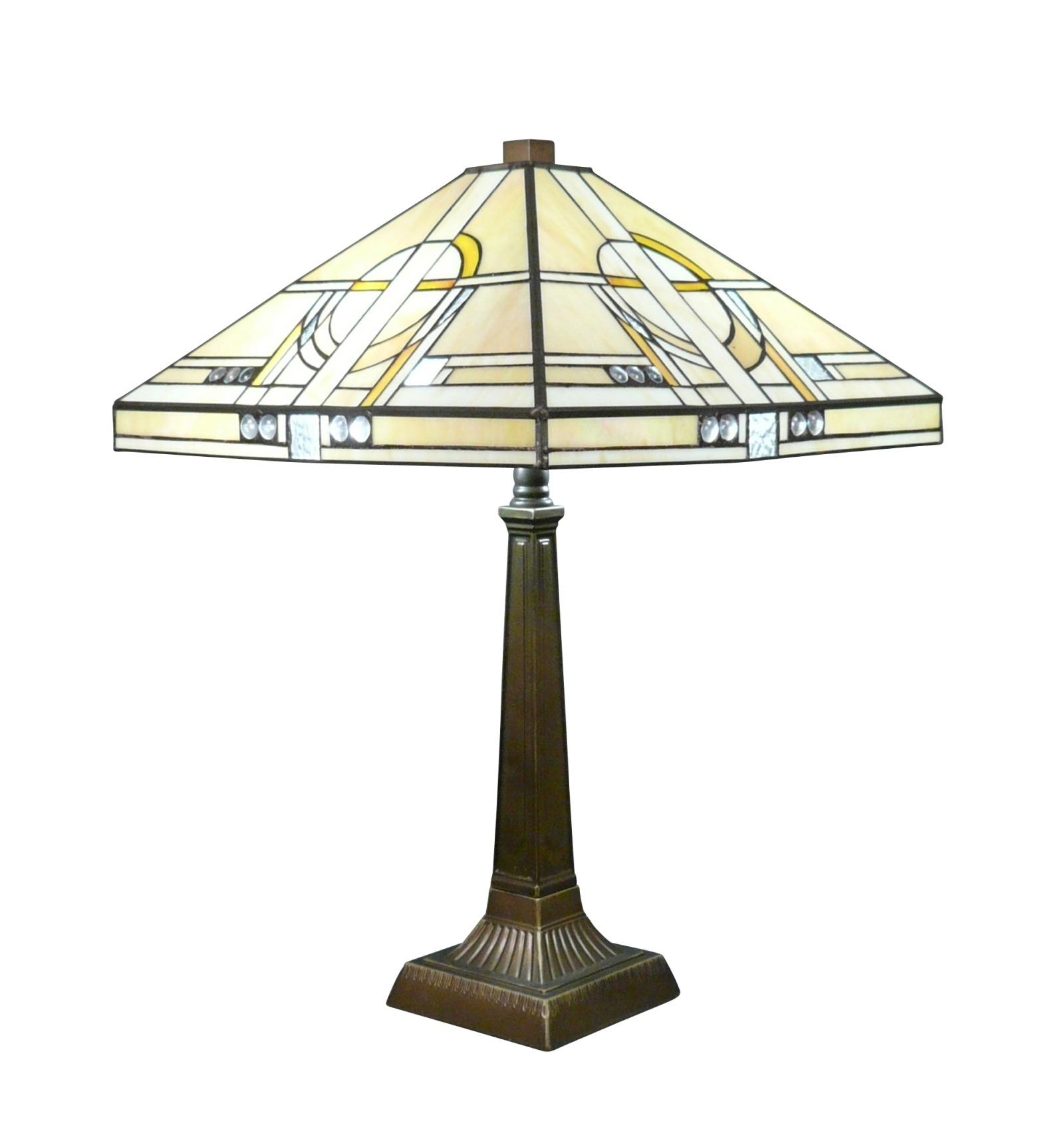 Tiffany Lampe Art Deco - Beleuchtung und Dekoration