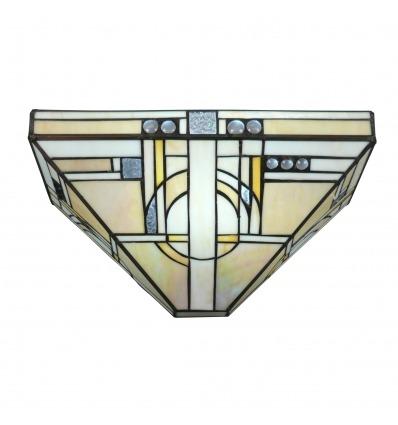 Applicare Tiffany art - deco, Lampade, l'arte e la decorazione della parete -
