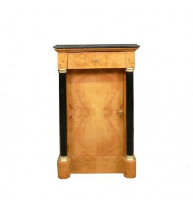 Bed meubilair van de stijl van het rijk - nachtkastjes - rijk -