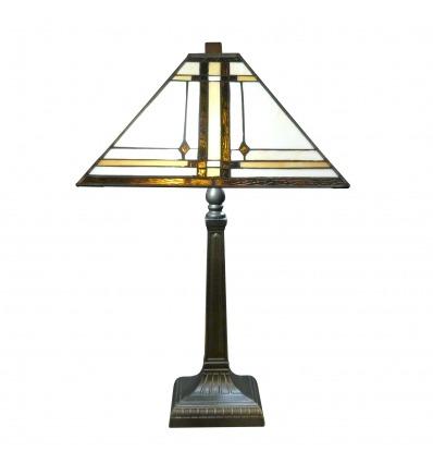 Tiffany Art Deco Lampada - Lampade d'arte e decorazioni -