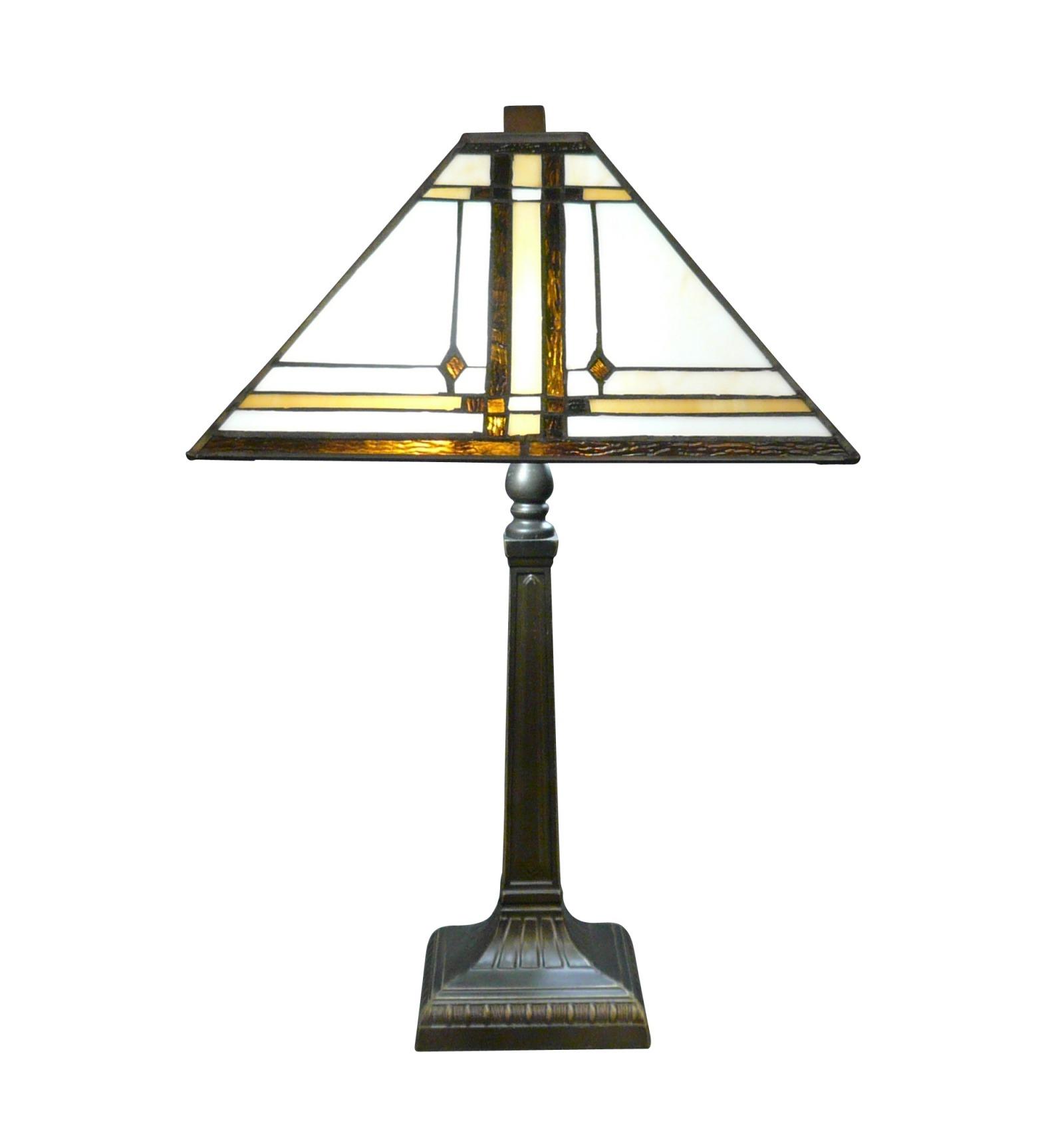 Tiffany Art Deco Lampe - Kunst Lampen und Dekoration
