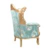 Křeslo barokní barokní Řím - královský barokní křeslo - židle -