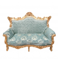 Sofa 2 places baroque Rome