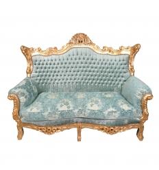 Sofa 2 steder barokkens Rom