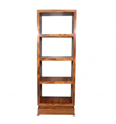 Mensola in stile art deco in legno di palissandro - Mobili in stile -