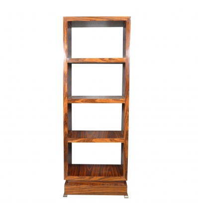 Rosewood art deco shelf - Classic furniture -