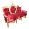 Dvano Barocco - mobili rosso