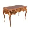 Louis XV ruhtinaasti toimisto-tyylinen huone kalut -