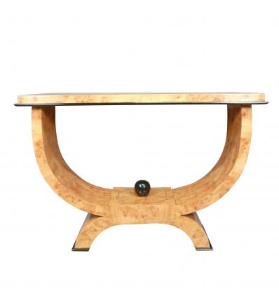 Consola de estilo art deco muebles art deco - art deco consola- -