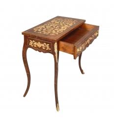 Stile di tabella piedistallo Louis XV