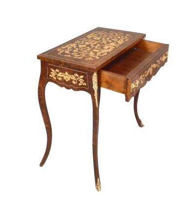 Stile di tabella piedistallo Louis XV - Piedistallo tavolo -
