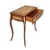 Table pedestal style Louis XV - pedestal -