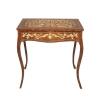 Pedestal estilo Louis XV tabela