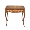 Table pedestal style Louis XV