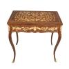 Styl tabeli cokole Ludwika XV