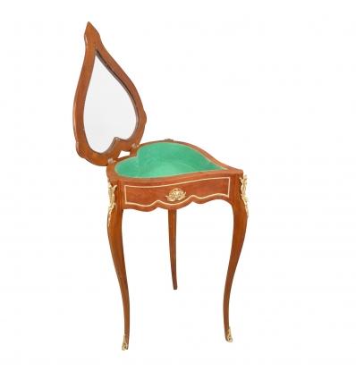 Vitrina de mesa Louis XV