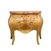 Louis XV COMMODE met bloemen inlay - Louis XV Commode -