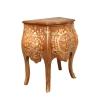 Louis XV Dresser i blond Mahogany-Louis XV møbler