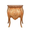 Louis XV dresser in blond mahogany-Louis XV furniture