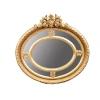 Ludvig XV spegel trä guld -