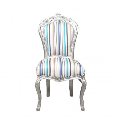 Cadeira barroco multicolor - Cadeiras barroco -