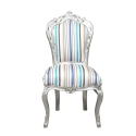 Silla barroca multicolor - Sillas barrocas -