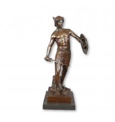 Sculpture bronze - Le gladiateur