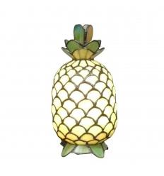 Lámpara de piña Tiffany