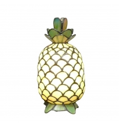 Tiffany bordlampe lampe ananas