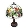 Tiffany lampen Vögel und Baum