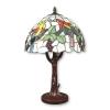 Tiffany lamp in de vorm van de boom
