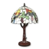 Tiffany lamppu muotoinen puu