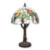 Tree-shaped Tiffany lamp