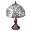 Lampada tiffany guzzini blu con filo - Negozio di lampade Tiffany