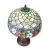 Lampada stile tiffany guzzini blu con filo - Negozio di lampade Tiffany