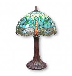Lâmpada de tabela de Tiffany