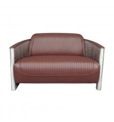 Aviator Sofa - 2-Sitzer Zigarrenmodell